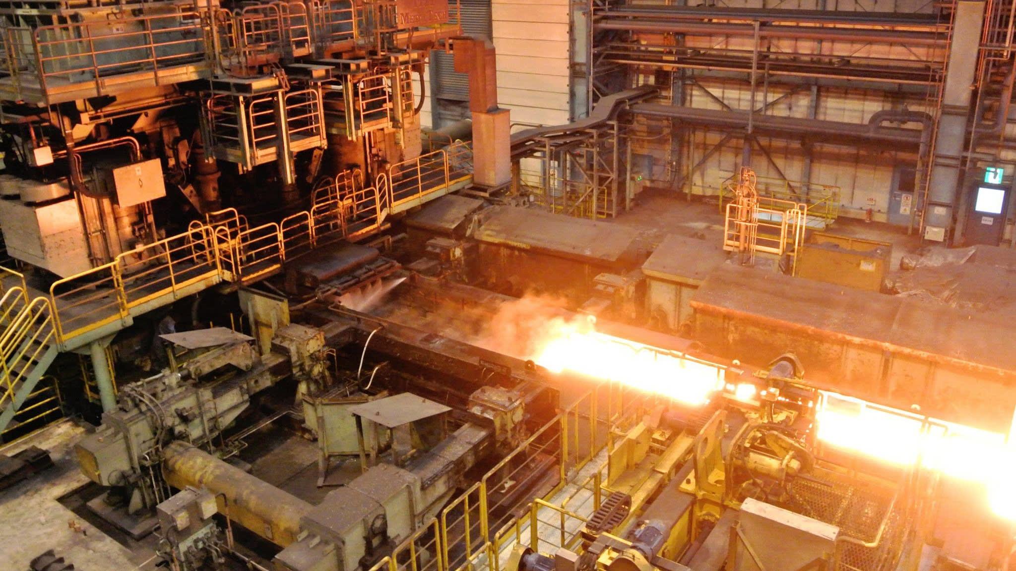 Xuất khẩu thép từ Nhật Bản tái khởi động khi nhu cầu tại Trung Quốc tăng cao - Ảnh 1.