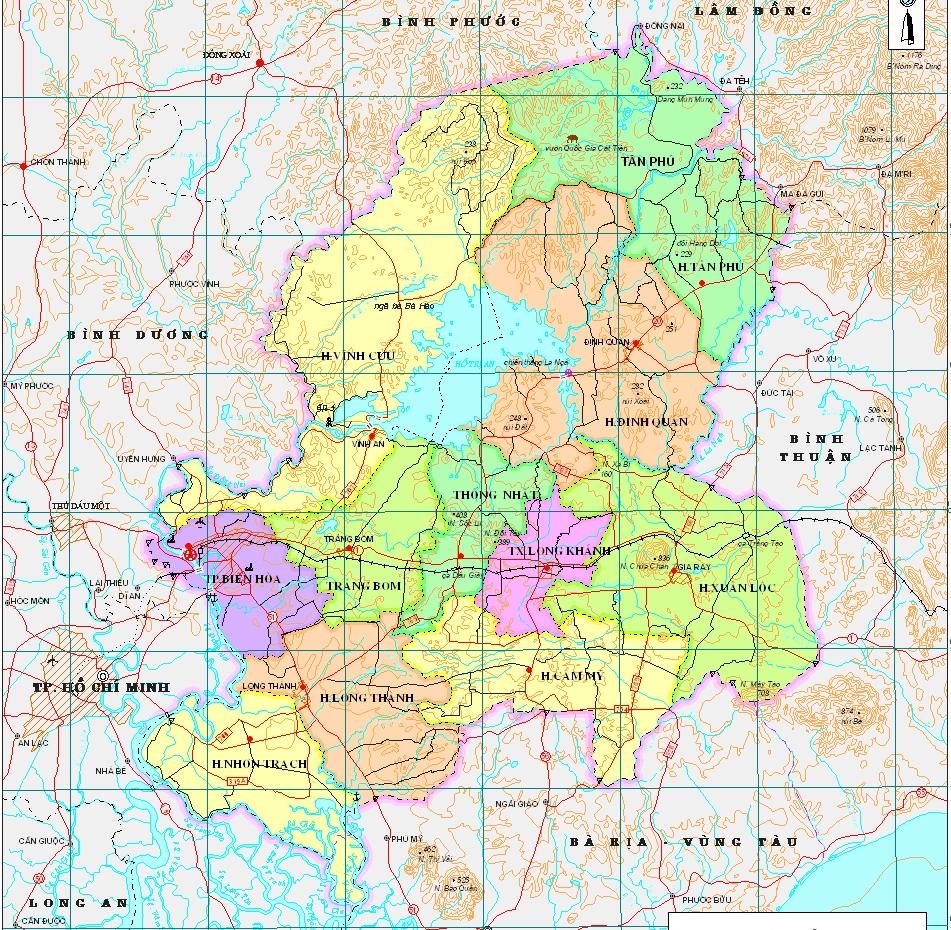 Trảng Bom, Đồng Nai dành 470 ha phát triển dự án đất ở - Ảnh 1.