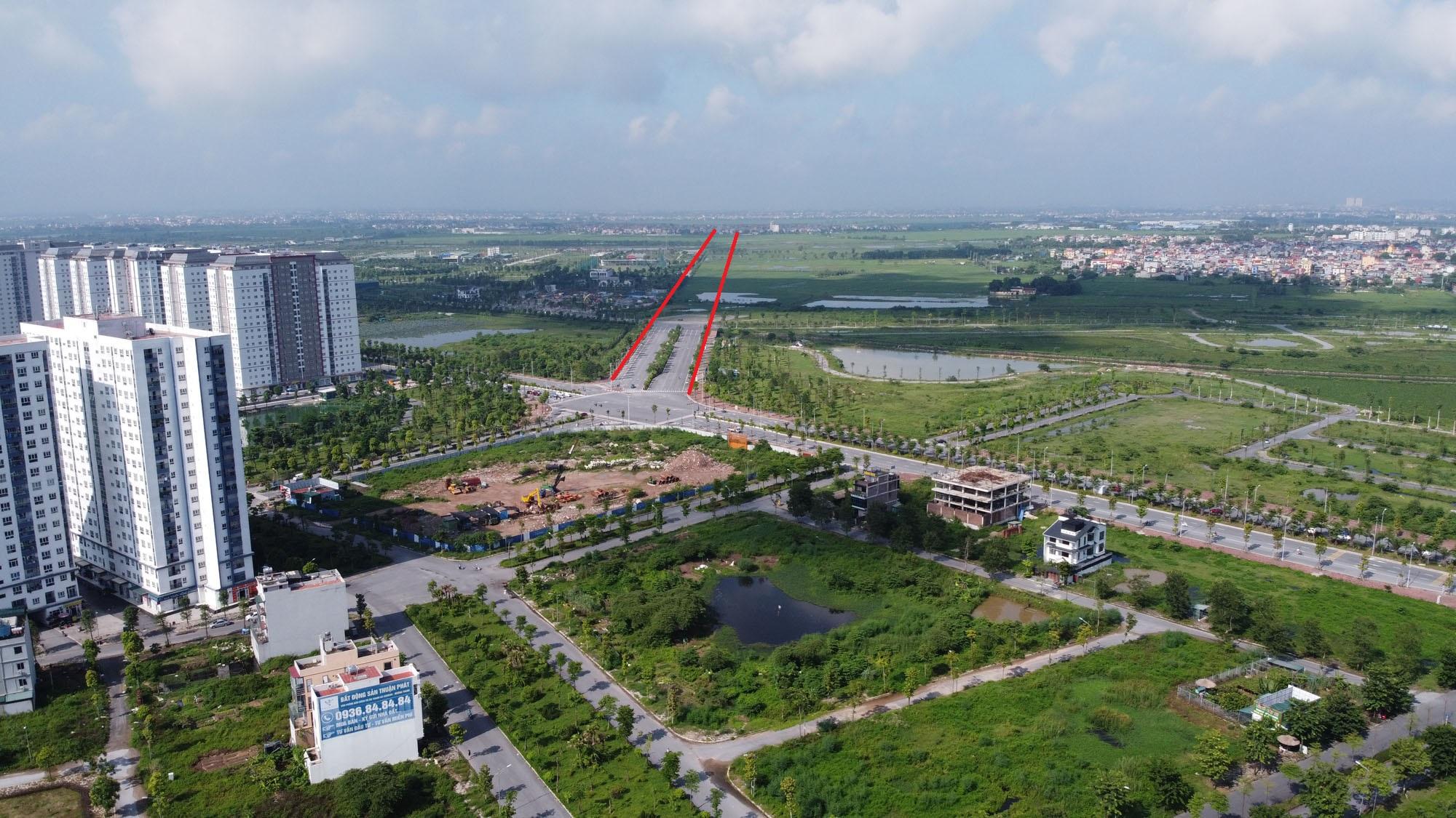 đường sẽ mở theo qui hoạch ở phường Phú Lương, Hà Đông, Hà Nội - Ảnh 3.