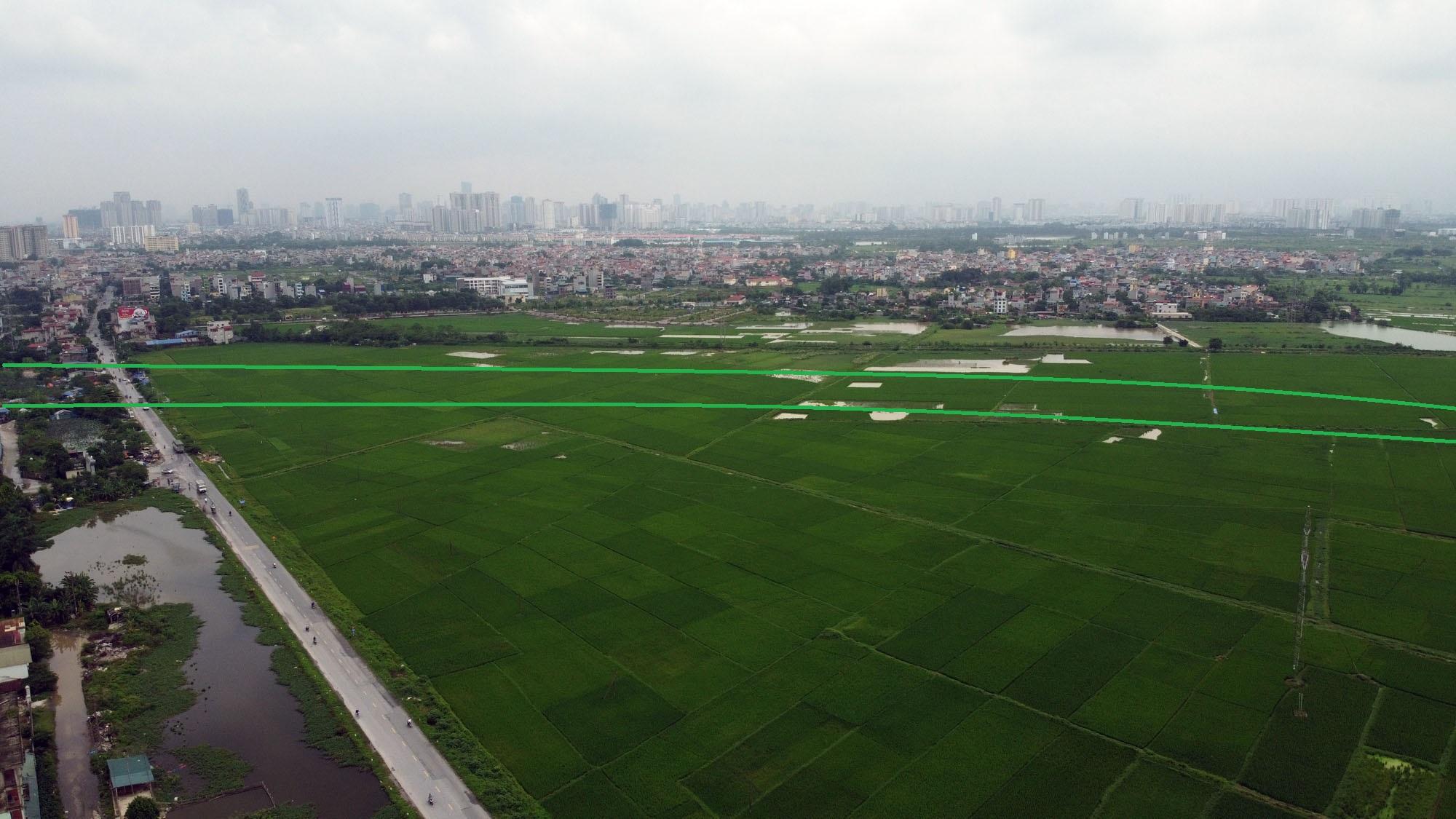 đường sẽ mở theo qui hoạch ở phường Phú Lương, Hà Đông, Hà Nội - Ảnh 4.