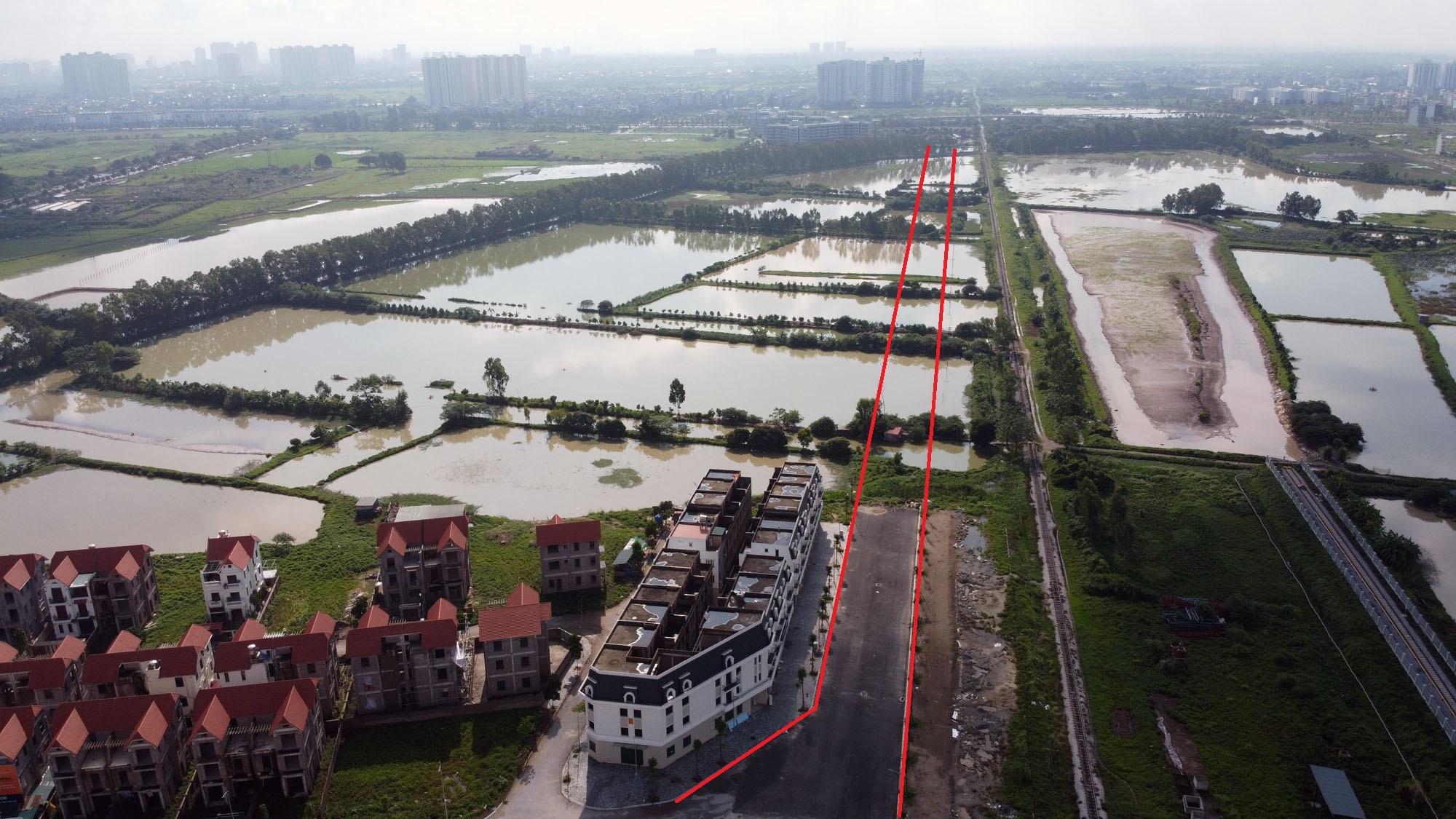 đường sẽ mở theo qui hoạch ở phường Phú Lương, Hà Đông, Hà Nội - Ảnh 9.