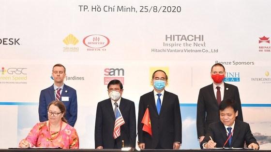 Mỹ chấp thuận hỗ trợ kĩ thuật hơn 1,4 triệu USD để xây dựng trung tâm điều hành cho TP HCM - Ảnh 1.