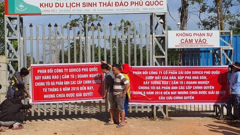Vi phạm qui hoạch khu kinh tế Phú Quốc, ông Nguyễn Thanh Nghị bị kiểm điểm - Ảnh 2.