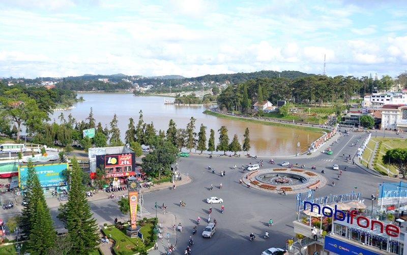 Ecopark muốn đầu tư khu du lịch sinh thái và sân golf tại Lâm Đồng - Ảnh 1.