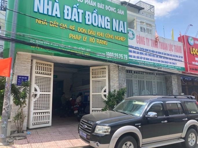 Bắt giam Giám đốc CTCP Bất động sản Nhà đất Đồng Nai - Ảnh 2.