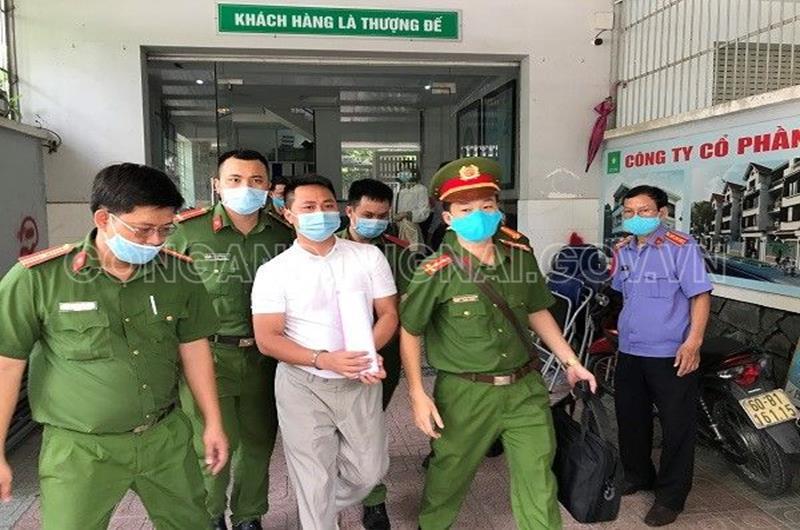 Bắt giam Giám đốc CTCP Bất động sản Nhà đất Đồng Nai - Ảnh 1.
