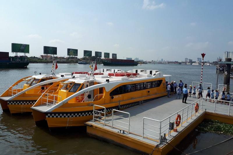 TP HCM: Nghiên cứu phát triển mạng lưới đường thủy, cảng, bến về phía Nam và Tây Nam