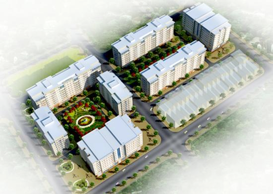 Chủ khu nhà ở cho người thu nhập thấp tại Hưng Yên bị phạt gần 300 triệu đồng - Ảnh 1.