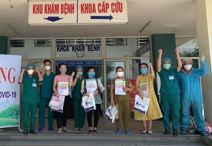Thêm 4 người mắc COVID-19 tại Đà Nẵng và Quảng Nam được chữa khỏi - Ảnh 1.