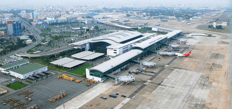 Hoàn thành giai đoạn 1 cải tạo đường cất hạ cánh sân bay Tân Sơn Nhất trong năm 2020 - Ảnh 1.