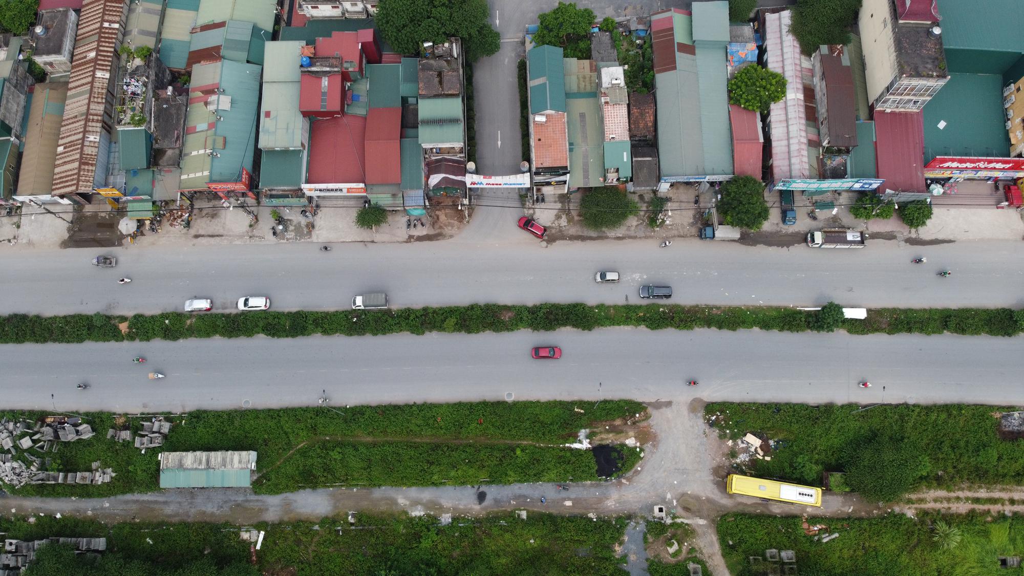 đường sẽ mở theo qui hoạch ở phường Yên Sở, Hoàng Mai, Hà Nội - Ảnh 5.