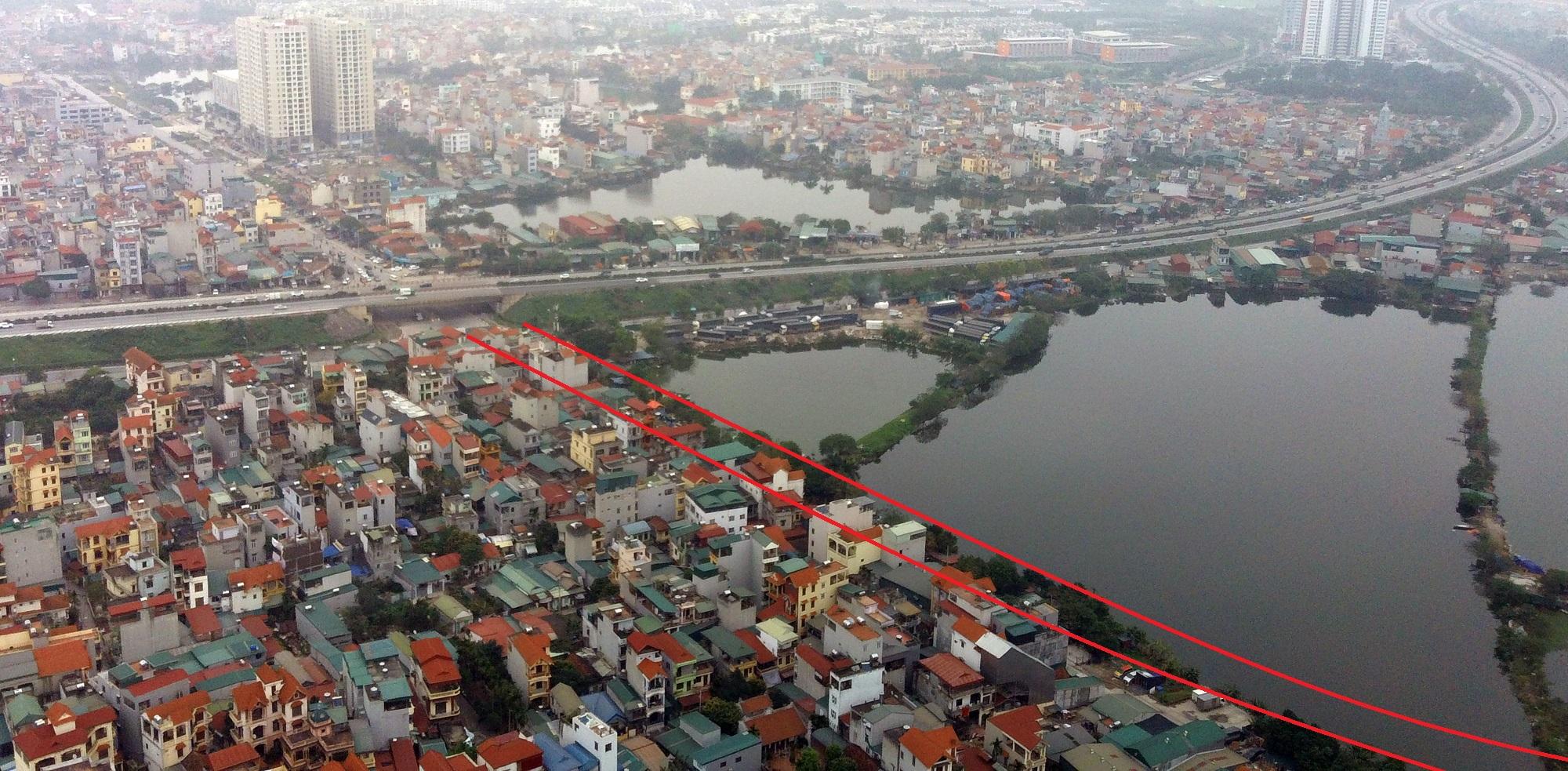đường sẽ mở theo qui hoạch ở phường Yên Sở, Hoàng Mai, Hà Nội - Ảnh 10.