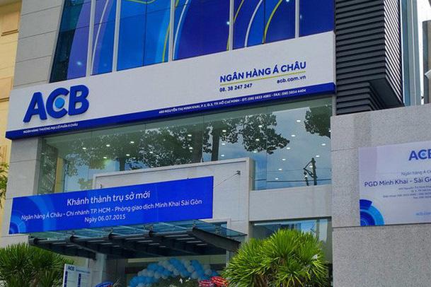 Biểu lãi suất ngân hàng ACB tháng 8: Cao nhất là 7,5%/năm