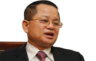 Bà Chu Thị Bình thay chồng làm Chủ tịch 'vua tôm' Minh Phú - Ảnh 1.