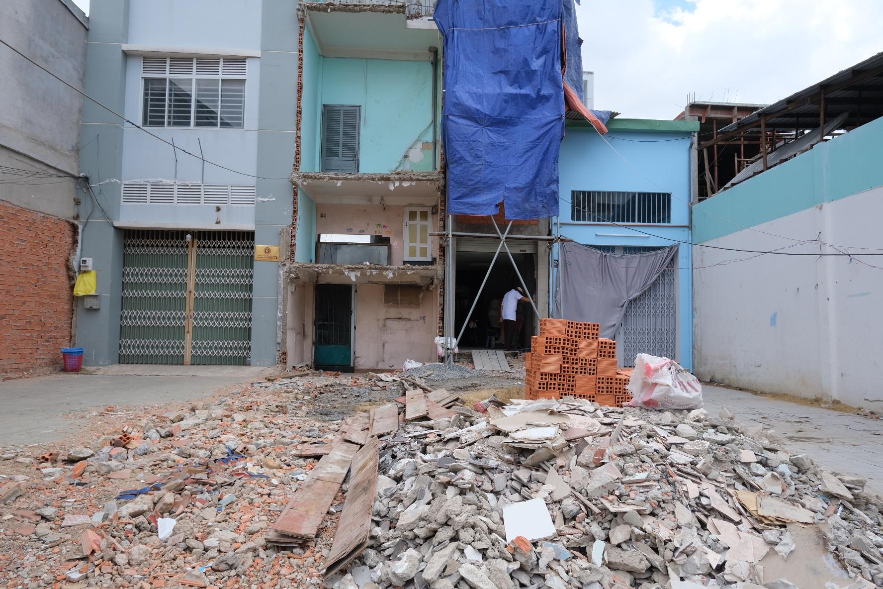 Dân Sài Gòn gấp rút bàn giao mặt bằng làm dự án metro 2 - Ảnh 4.