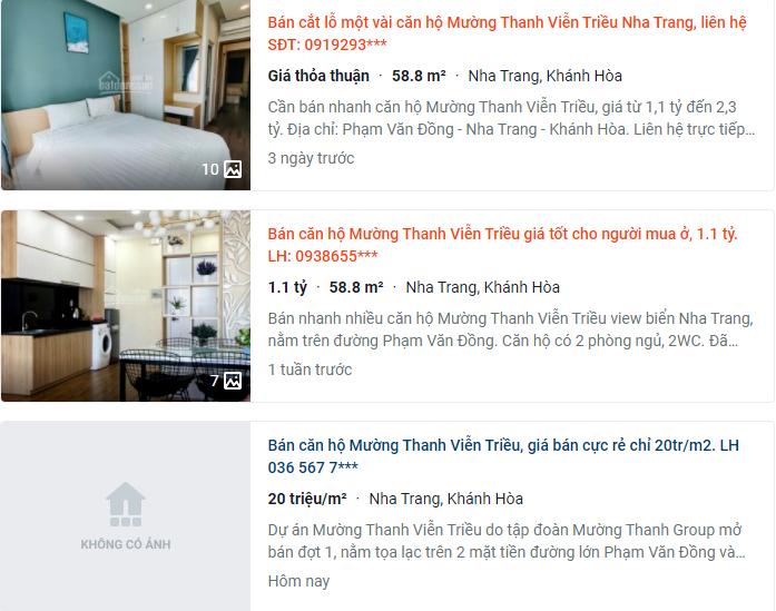 Khánh Hòa: Chủ sở hữu căn hộ du lịch đua nhau bán cắt lỗ - Ảnh 2.