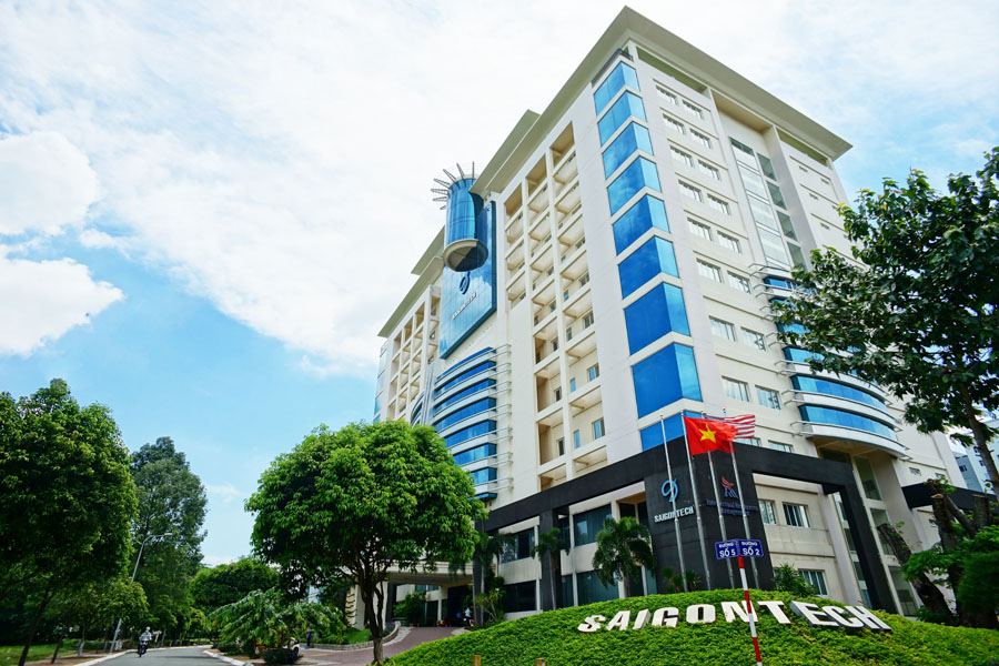 SCB đấu giá đất Trường kĩ thuật Tin học SaigonTech - Ảnh 1.