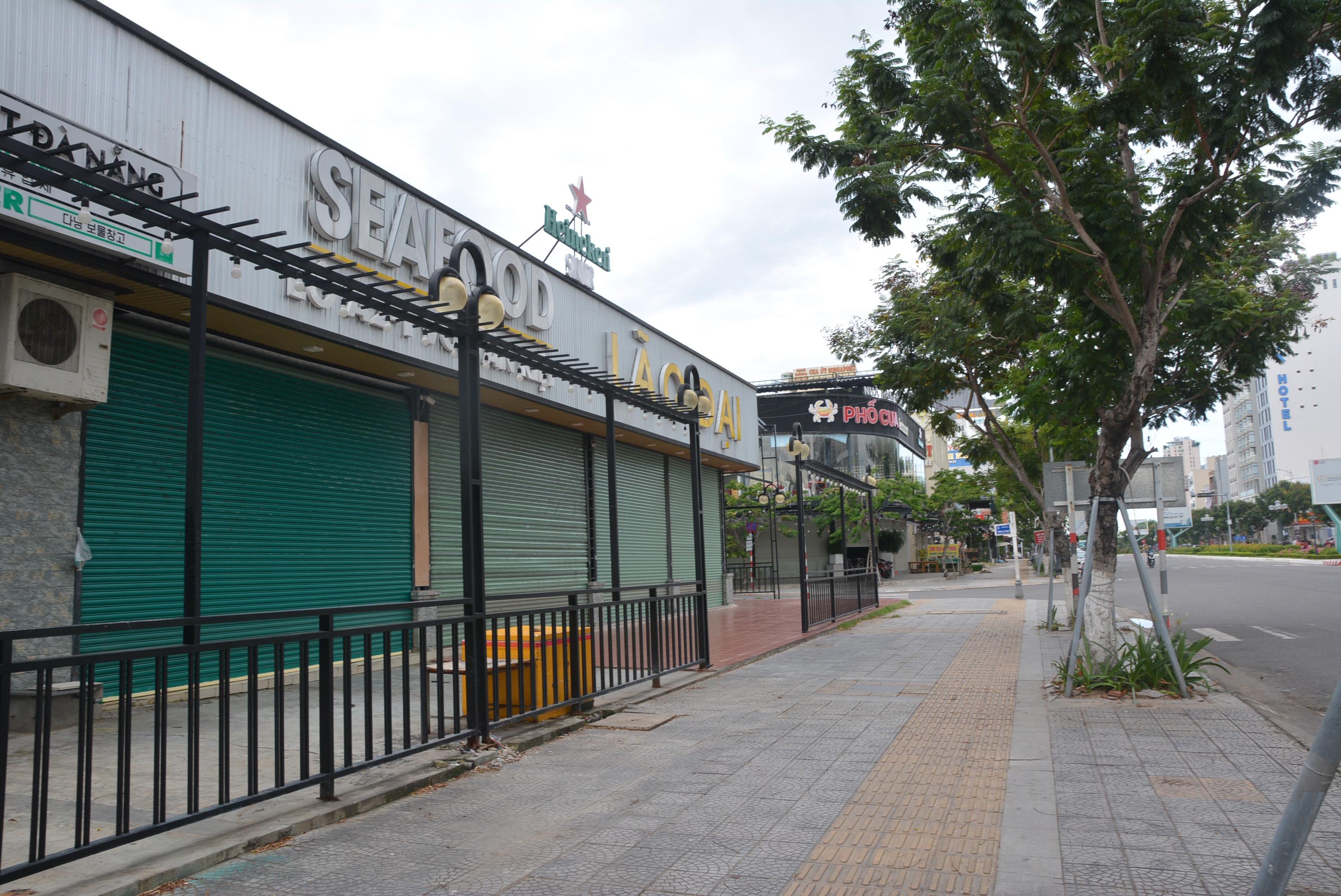 Hàng quán Đà Nẵng sau hơn một tháng giãn cách vì dịch COVID-19 - Ảnh 19.