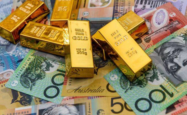 Giá vàng hôm nay 31/8: Vàng tăng lên 1.974 USD/ounce trong phiên đầu tuần - Ảnh 2.
