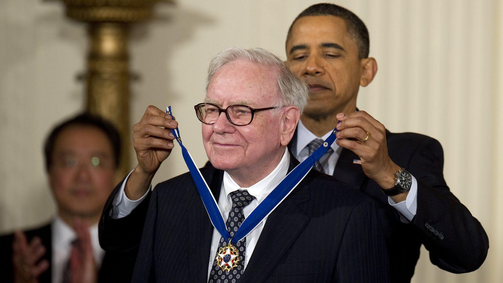 Cuộc đời và sự nghiệp của Warren Buffett qua những tấm ảnh - Ảnh 14.