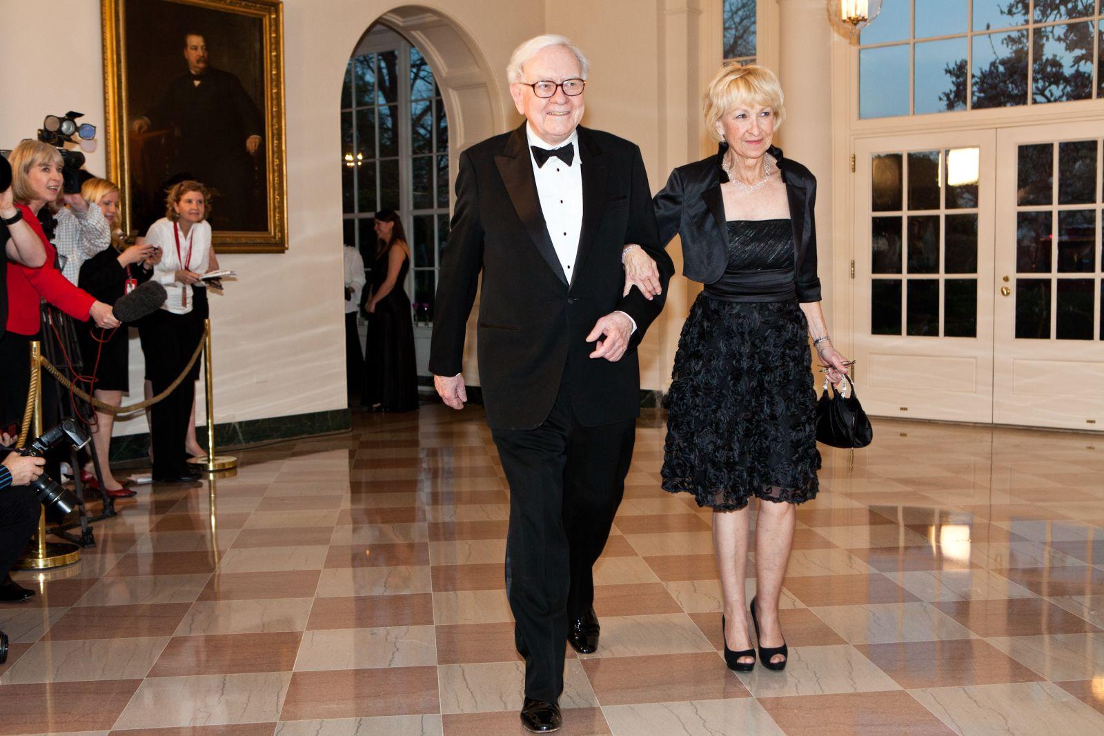 Cuộc đời và sự nghiệp của Warren Buffett qua những tấm ảnh - Ảnh 15.