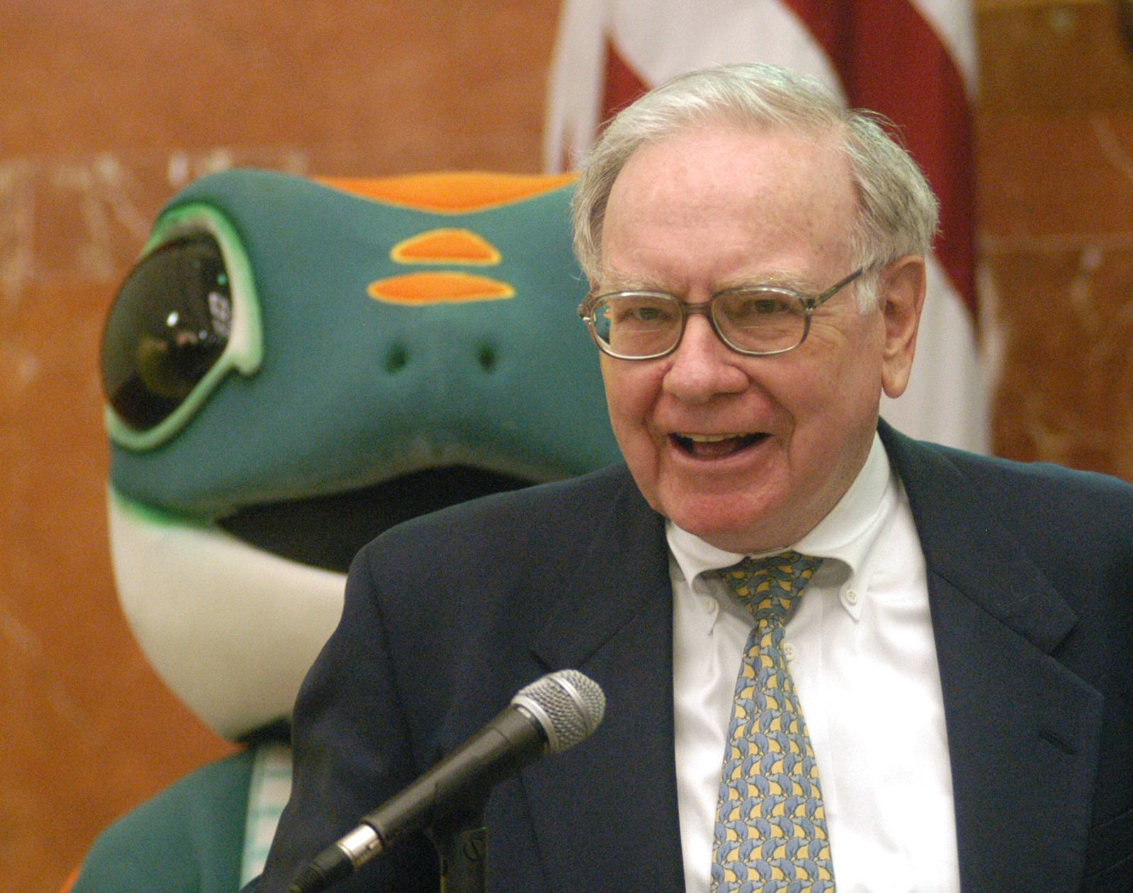 Cuộc đời và sự nghiệp của Warren Buffett qua những tấm ảnh - Ảnh 8.