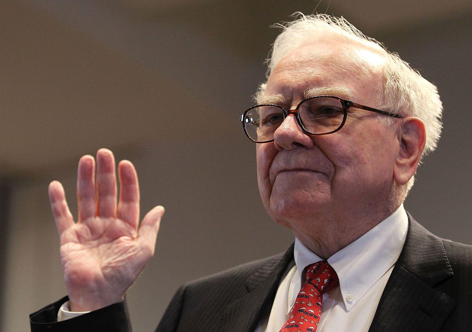 Cuộc đời và sự nghiệp của Warren Buffett qua những tấm ảnh - Ảnh 13.