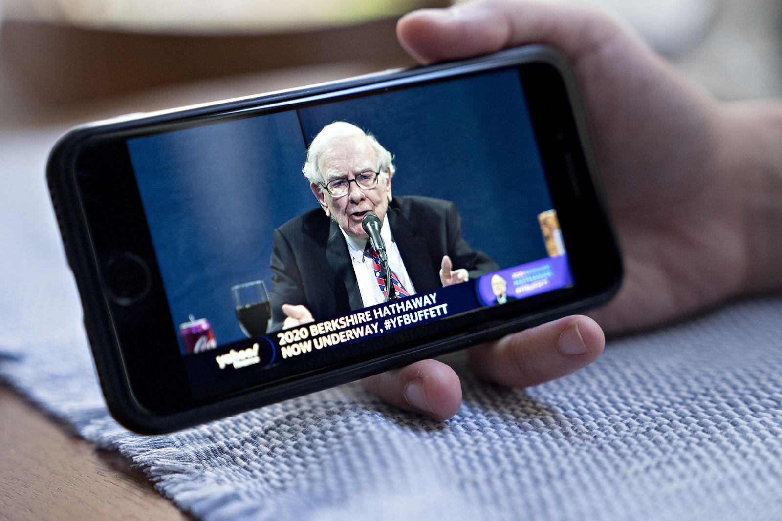 Cuộc đời và sự nghiệp của Warren Buffett qua những tấm ảnh - Ảnh 23.