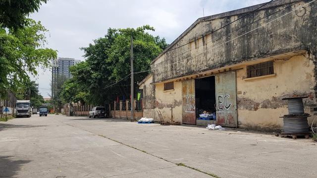 Cận cảnh hai dự án chậm triển khai của VICEM ở Hà Nội - Ảnh 12.