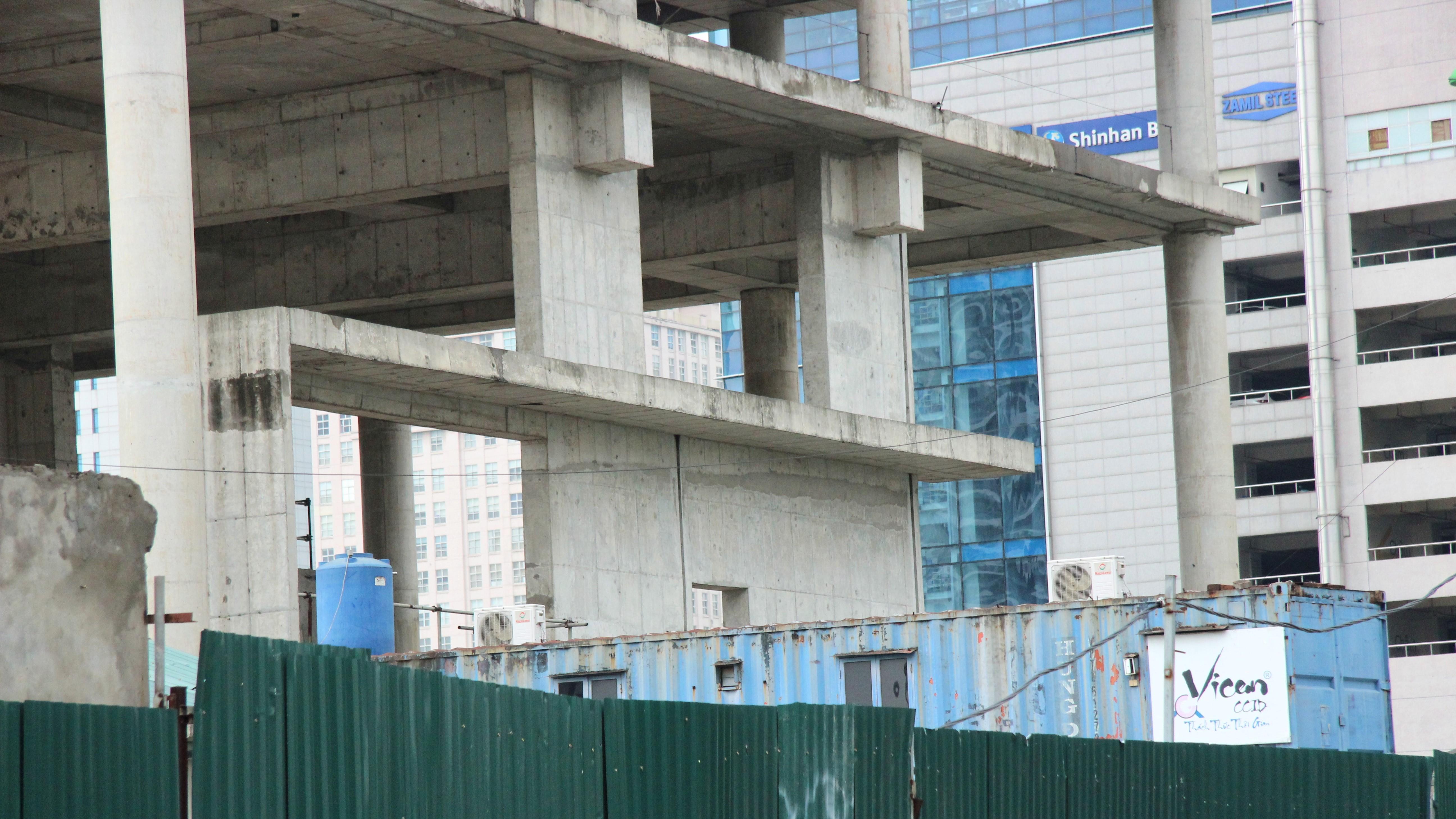 Cận cảnh hai dự án chậm triển khai của VICEM ở Hà Nội - Ảnh 8.