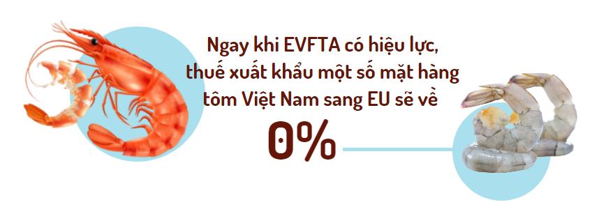 EVFTA: Cam kết về thuế quan đối với ngành thủy sản - Ảnh 2.