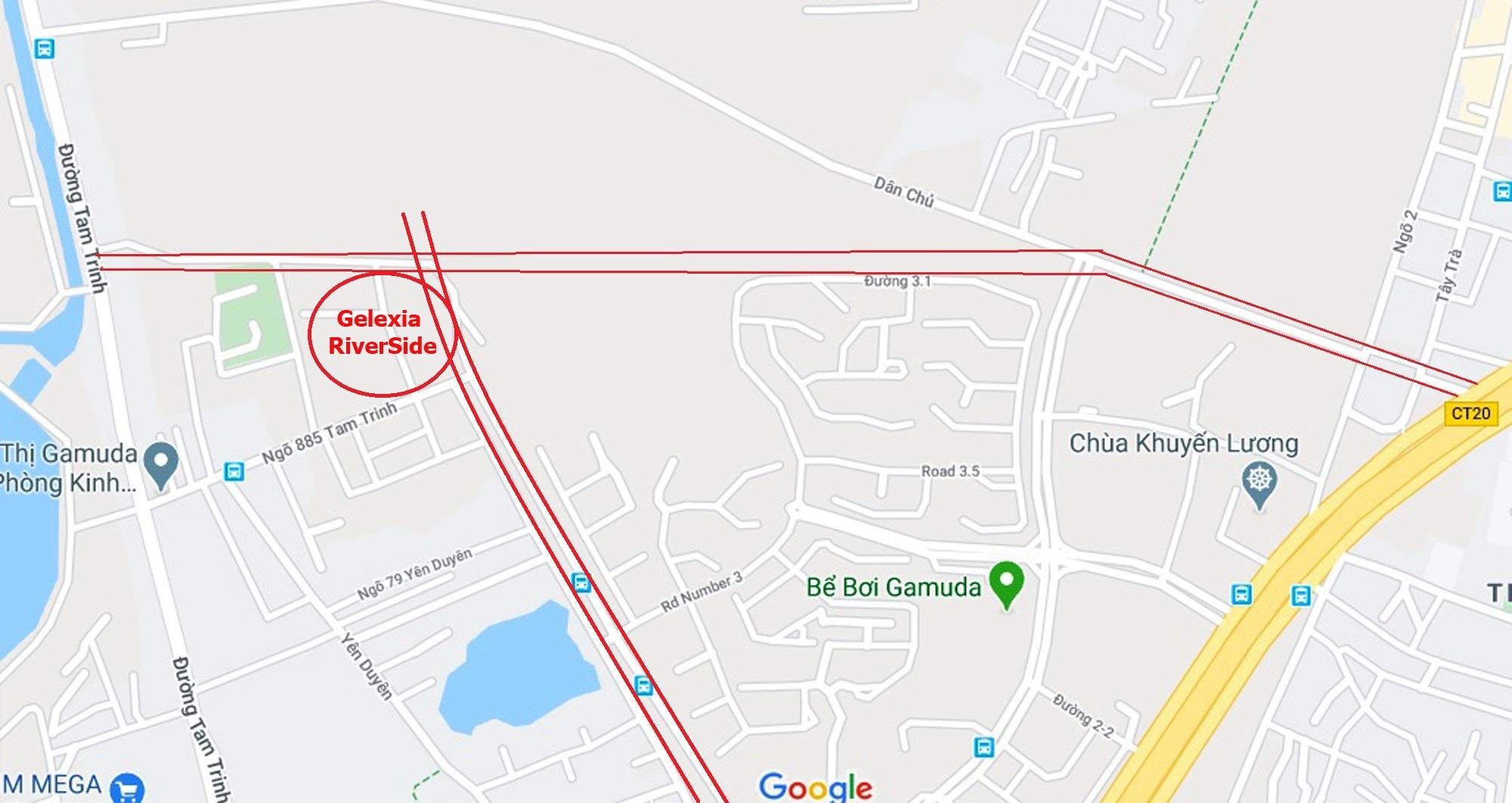 Những con đường đưa loạt chung cư, biệt thự ra 'mặt tiền' ở phường Trần Phú, Yên Sở - Ảnh 12.