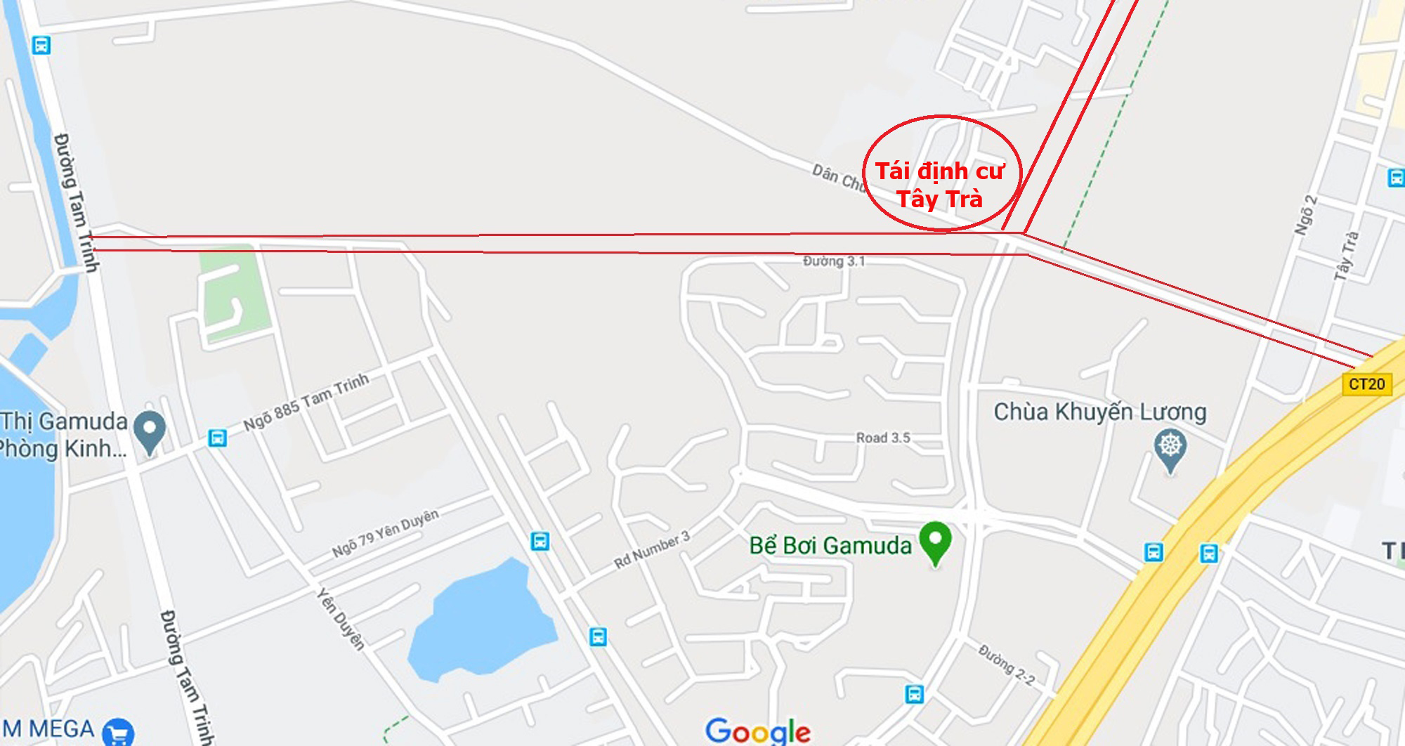 Những con đường đưa loạt chung cư, biệt thự ra 'mặt tiền' ở phường Trần Phú, Yên Sở - Ảnh 21.