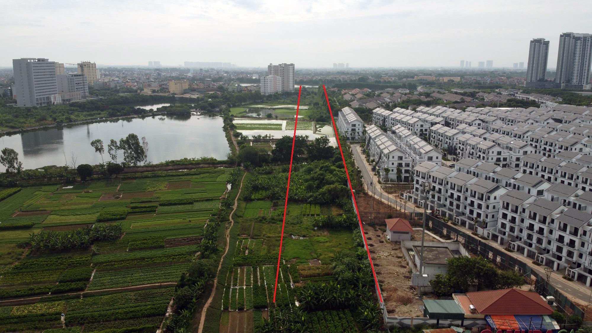 Hai con đường đưa loạt chung cư, biệt thự ra 'mặt tiền' ở phường Trần Phú, Yên Sở - Ảnh 12.