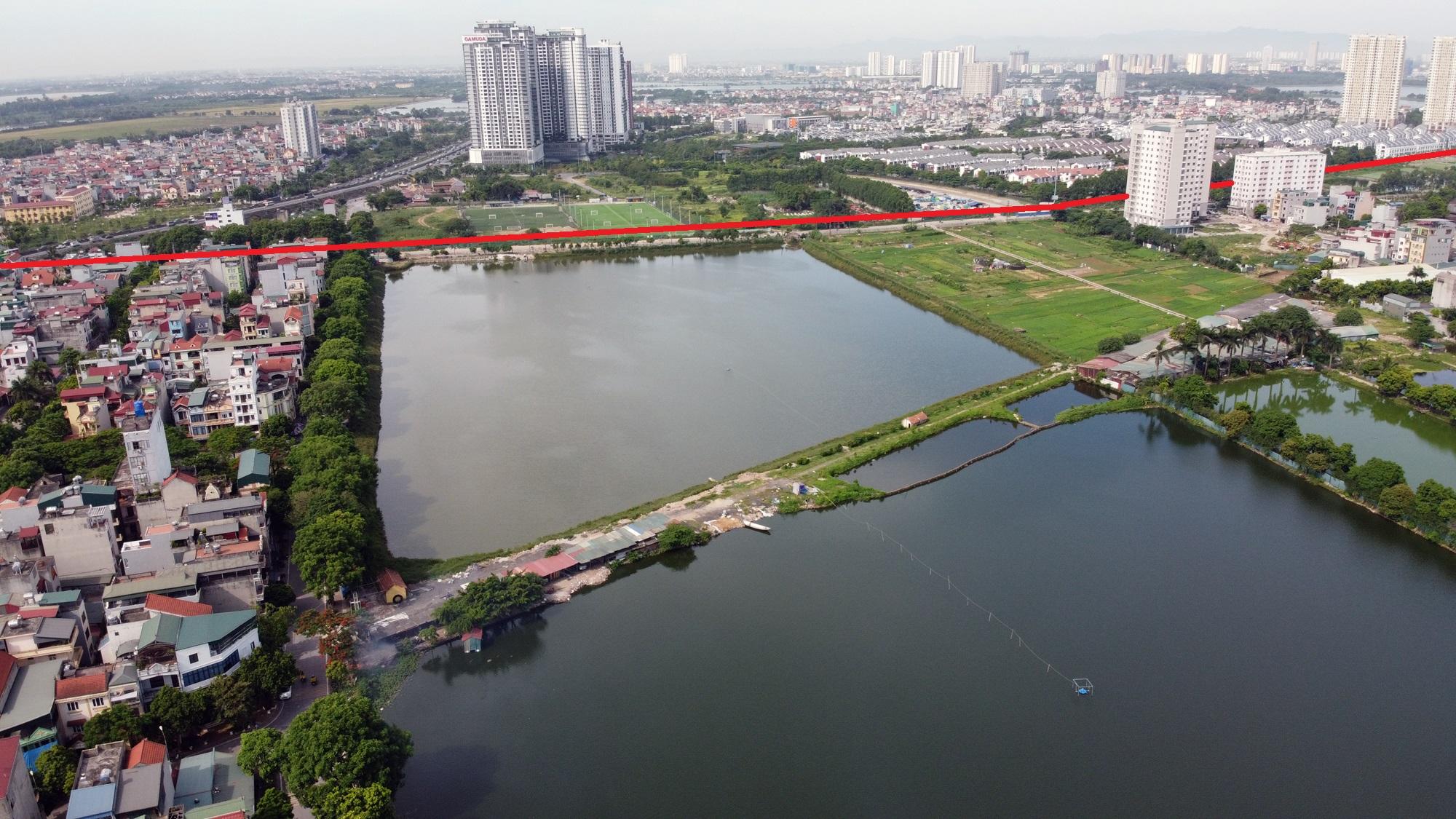 Hai con đường đưa loạt chung cư, biệt thự ra 'mặt tiền' ở phường Trần Phú, Yên Sở - Ảnh 13.