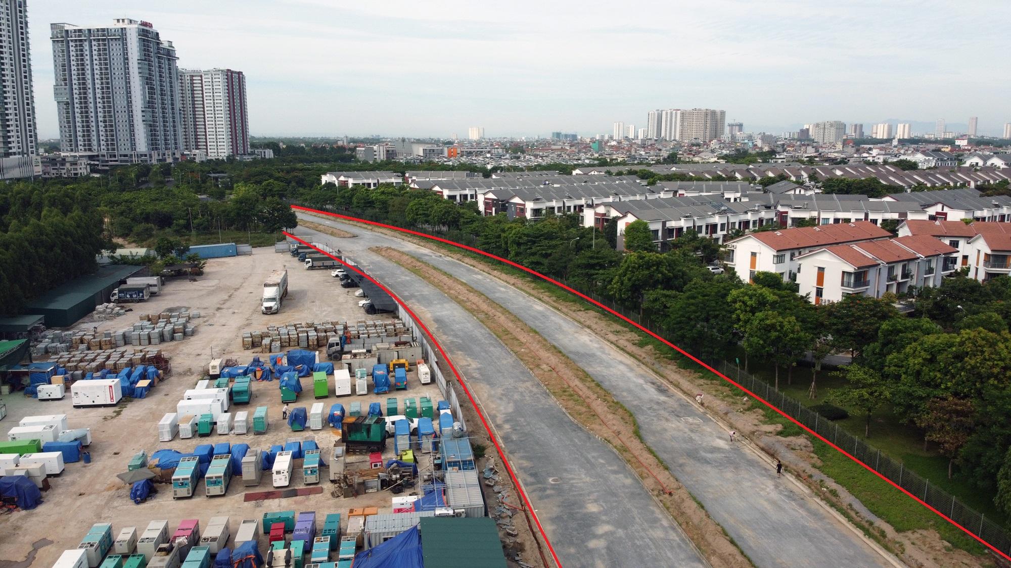 Hai con đường đưa loạt chung cư, biệt thự ra 'mặt tiền' ở phường Trần Phú, Yên Sở - Ảnh 18.