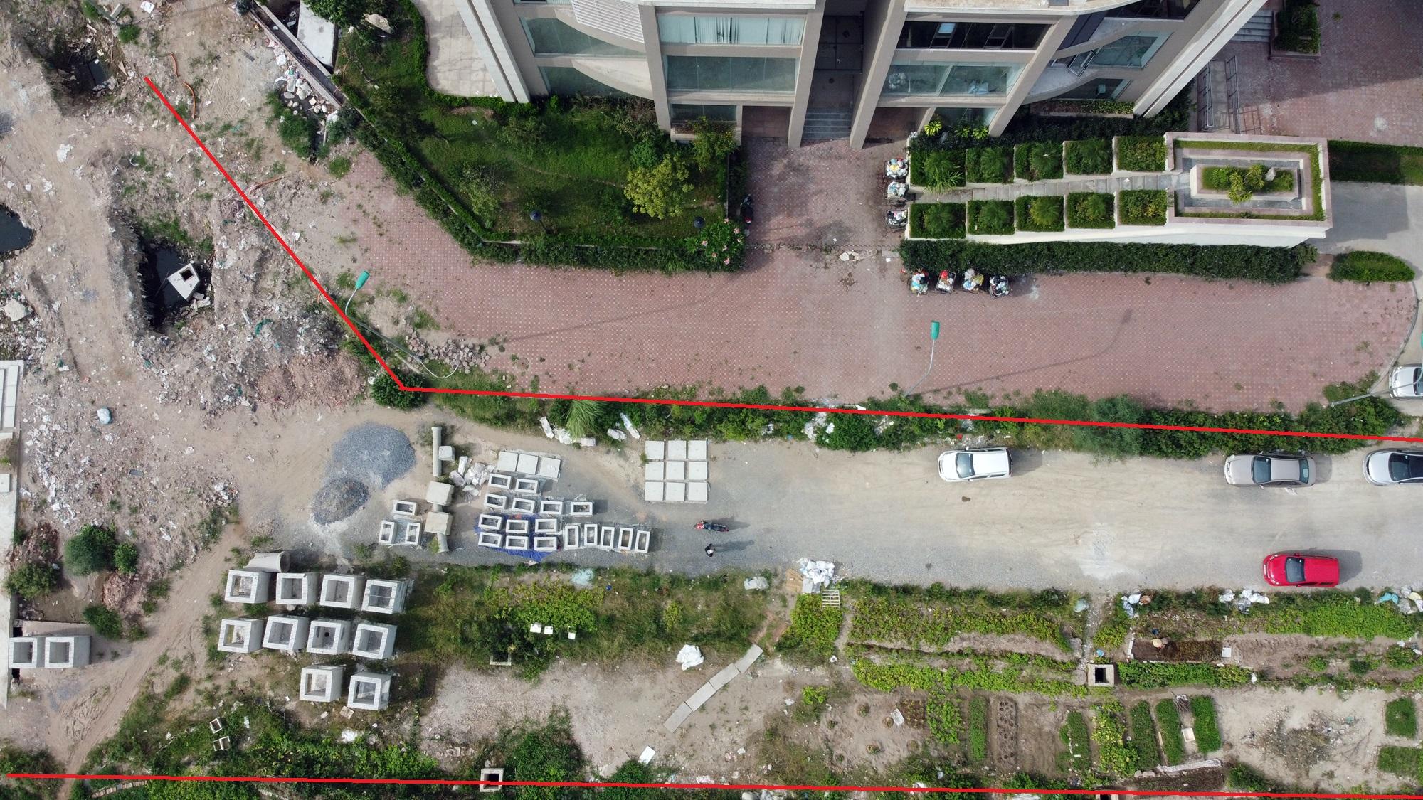 Hai con đường đưa loạt chung cư, biệt thự ra 'mặt tiền' ở phường Trần Phú, Yên Sở - Ảnh 4.