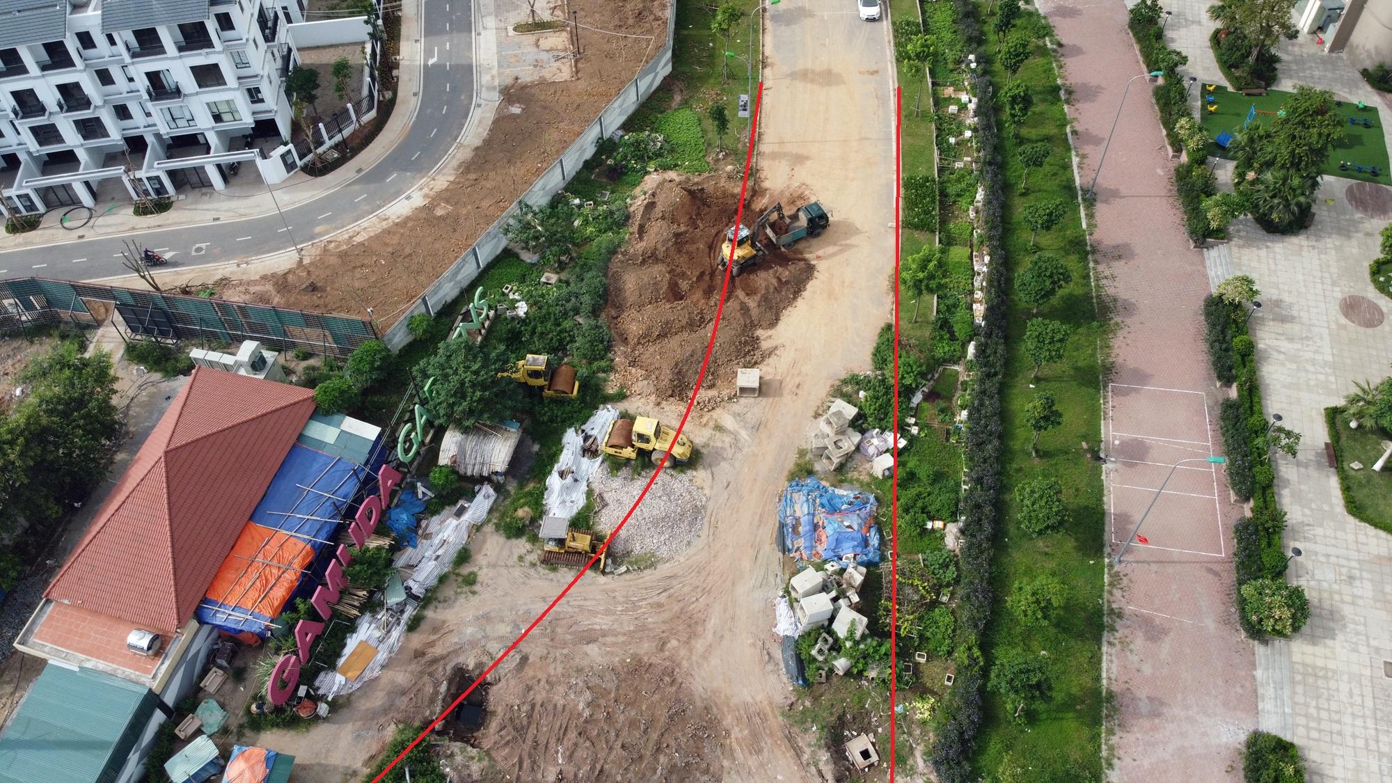 Hai con đường đưa loạt chung cư, biệt thự ra 'mặt tiền' ở phường Trần Phú, Yên Sở - Ảnh 10.