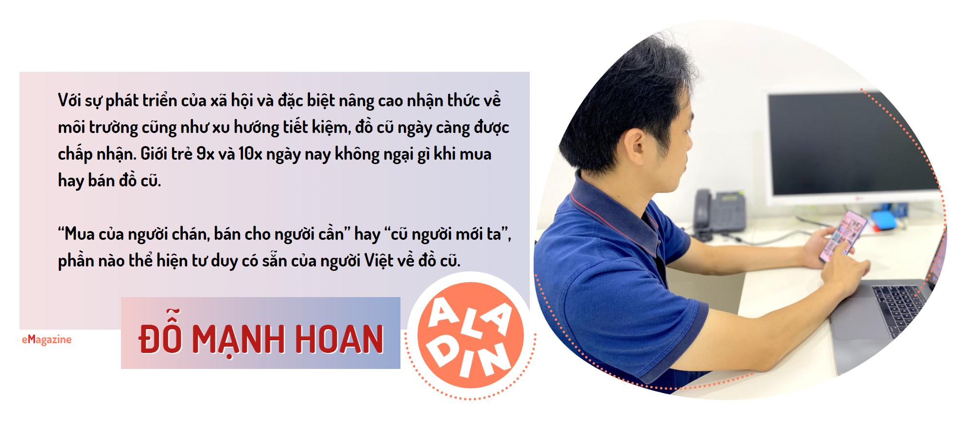 [eMagazine] Aladin - Ứng dụng mua bán đồ cũ cho cộng đồng người Việt - Ảnh 15.
