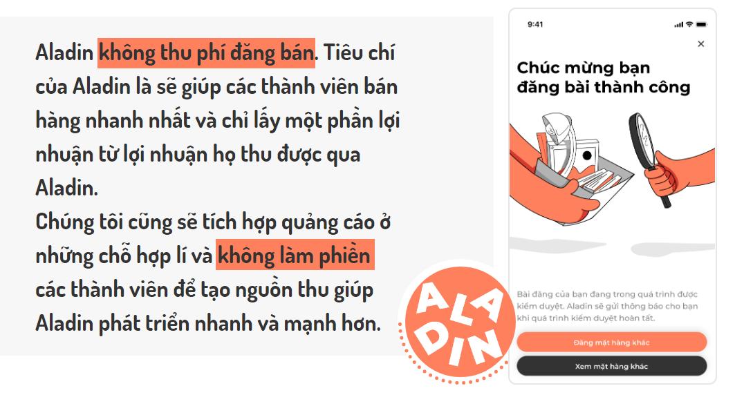 [eMagazine] Aladin - Ứng dụng mua bán đồ cũ cho cộng đồng người Việt - Ảnh 6.