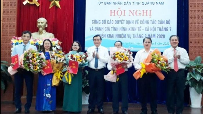 Sở Giao thông Vận tải tỉnh Quảng Nam có tân giám đốc - Ảnh 1.