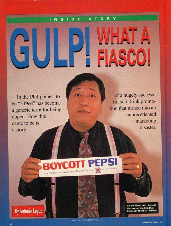 Chiến dịch marketing của Pepsi gần 30 năm trước: Từ cuộc vui thành thảm kịch - Ảnh 4.