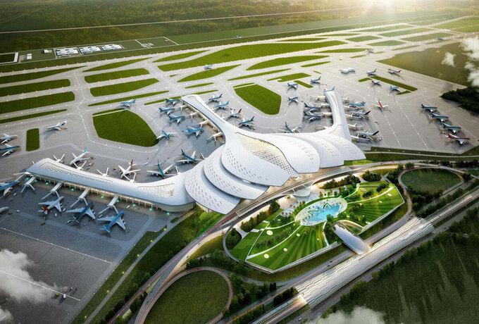 Đề nghị Đồng Nai giải ngân hết 23.000 tỉ đồng giải phóng mặt bằng sân bay Long Thành - Ảnh 1.