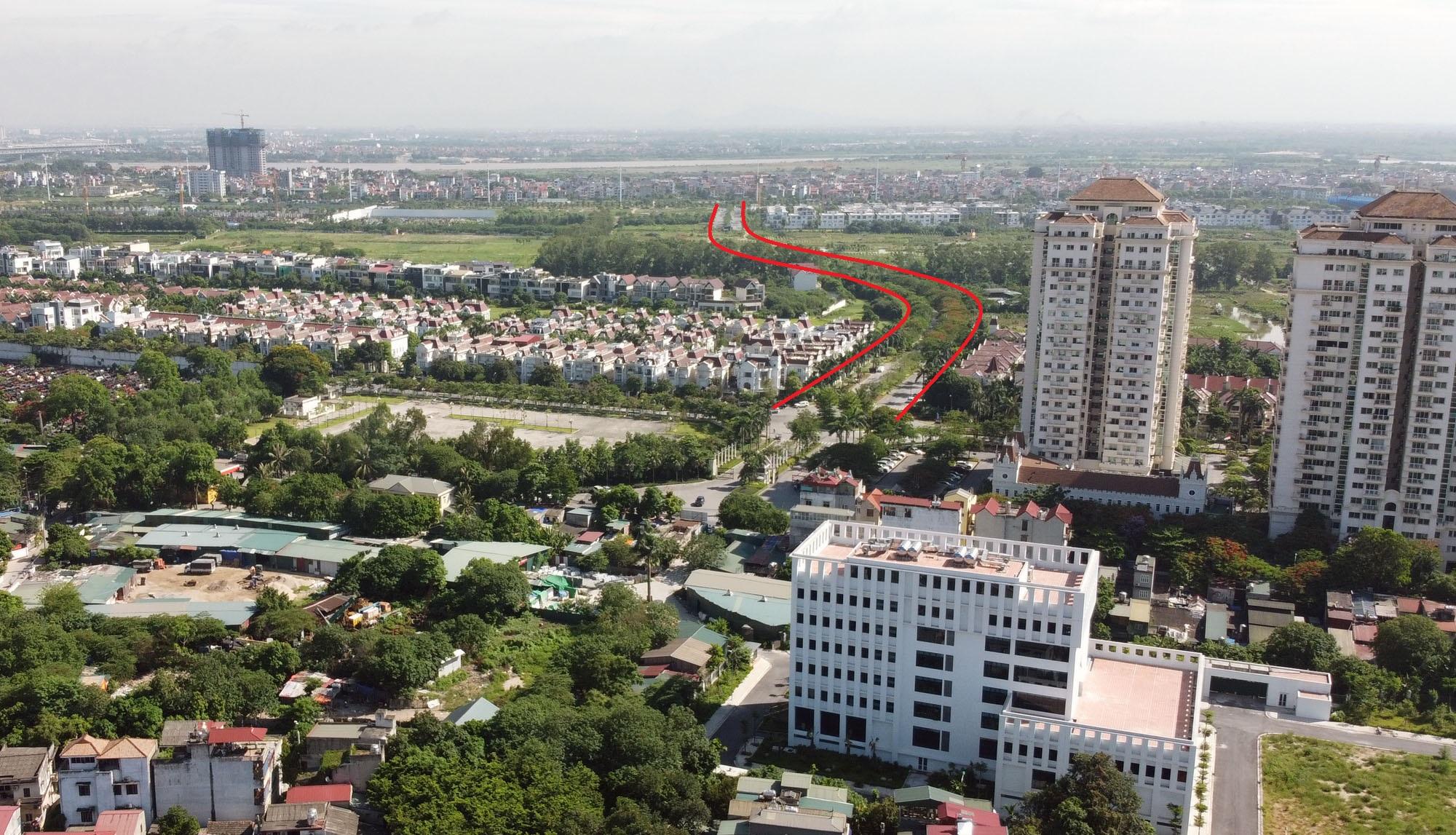 đường sẽ mở theo qui hoạch ở phường Phú Thượng, Tây Hồ, Hà Nội - Ảnh 7.