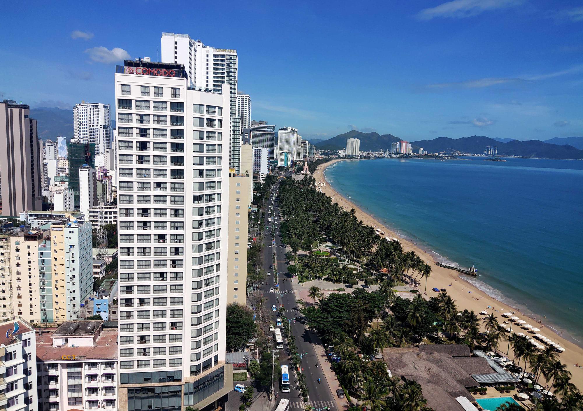 Qui hoạch Khánh Hòa thành vùng kinh tế trọng điểm Miền Trung và Tây Nguyên - Ảnh 1.