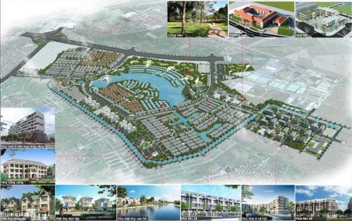 Hà Nội sẽ có thêm khu nhà ở sinh thái và nhà ở xã hội 226 ha ở quận Hà Đông - Ảnh 1.