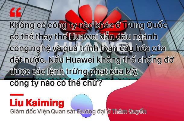 Nếu Huawei chết yểu vì lệnh trừng phạt của Washington, Thung lũng Silicon Trung Quốc cũng sẽ đoản mệnh  - Ảnh 4.