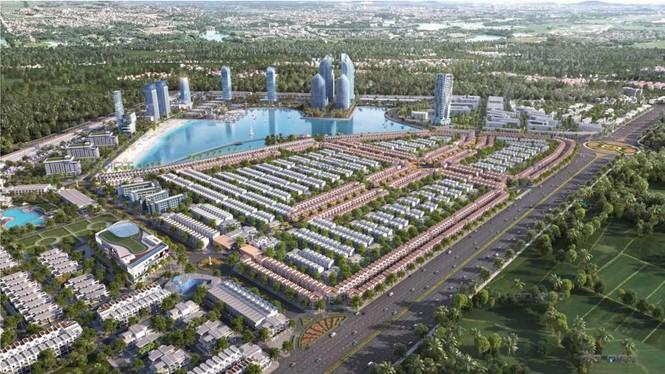 Vĩnh Phúc chưa cho phép mở bán dự án TMS Land Đầm Cói - Ảnh 1.