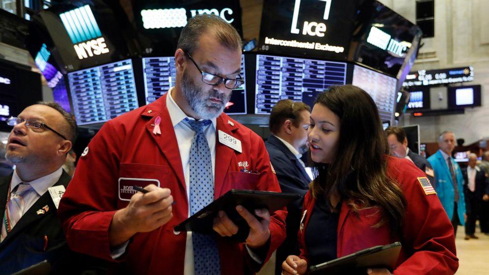 Dow Jones giảm điểm sau ba phiên tăng liên tiếp - Ảnh 1.