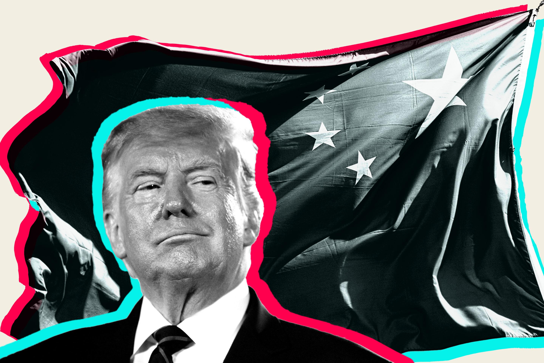 Ông Trump khẳng định không gia hạn cho TikTok - Ảnh 1.